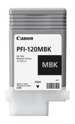 CANON Tintenpatrone PFI-120 Mattschwarz 130ml