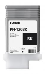 CANON Tintenpatrone PFI-120 Schwarz 130ml