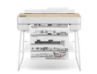 HP DesignJet Studio 24, max. Druckbreite 61 cm