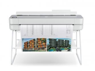HP DesignJet Studio Steel Plotter A0