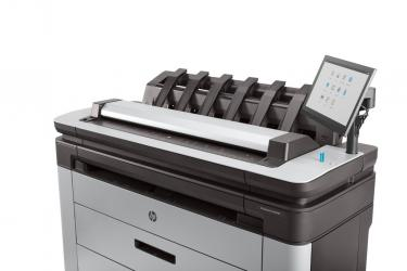 HP Designjet XL3600DR MFP Plotter A0