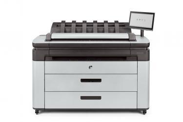 HP Designjet XL3600DR MFP Plotter A0 2