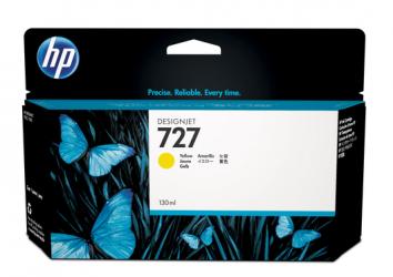 HP 727 Tinte gelb 130ml - B3P21A
