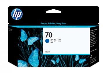 HP 70 Tinte blau 130ml - C9458A