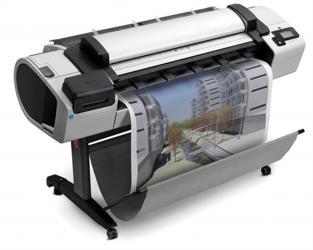 HP DesignJet T2300 MFP Plotter 112cm