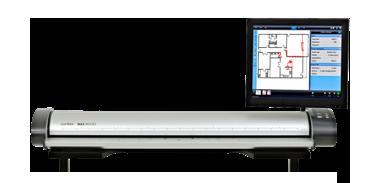 Contex Scanner IQ Quattro X 4490 Scanstation