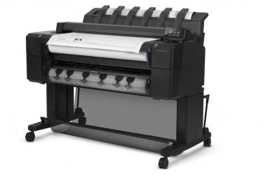 HP Designjet T2500PS MFP Plotter A0 gebraucht