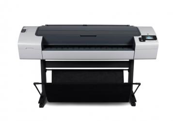 HP DesignJet T790, max Druckbreite 112cm