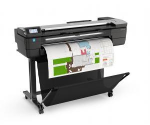 HP DesignJet T830 MFP Plotter A0