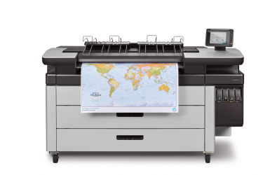 HP PageWide XL4100 MFP