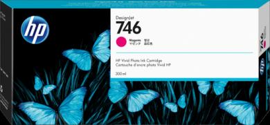 HP 746 Tinte magenta 300ml - P2V78A