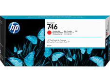 HP 746 Tinte chromatisch rot 300ml - P2V81A