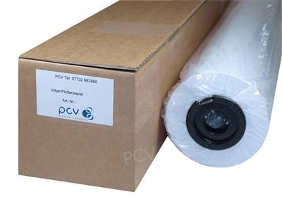 PCV gestrichen 1067mm x 35m 120g -Einzel