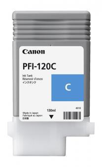 CANON Tinte PFI-120 Cyan 130ml