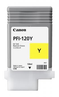 CANON Tintenpatrone PFI-120 Gelb 130ml