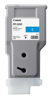 CANON Tinte PFI-320 Cyan 300ml
