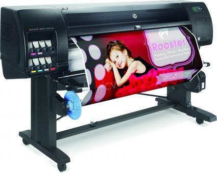 HP Designjet Z6810, max. Druckbreite 152cm