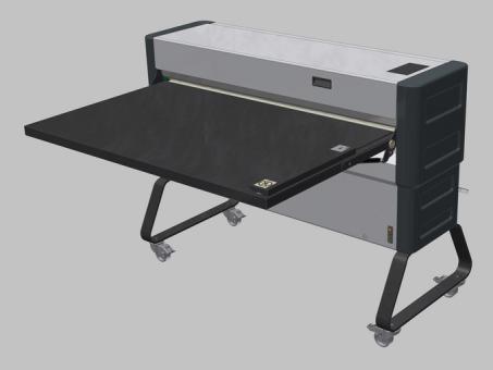 ESTE 3000W offline Faltmaschine bis 122cm Papierbreite