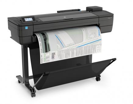 HP DesignJet T730 Plotter A0