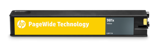HP 981X gelb PageWidePatrone