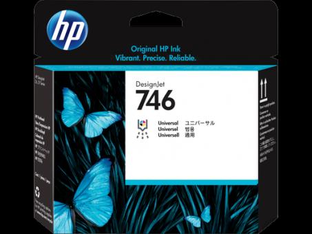 HP 746 Druckkopf universal