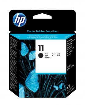 HP 11 Druckkopf schwarz