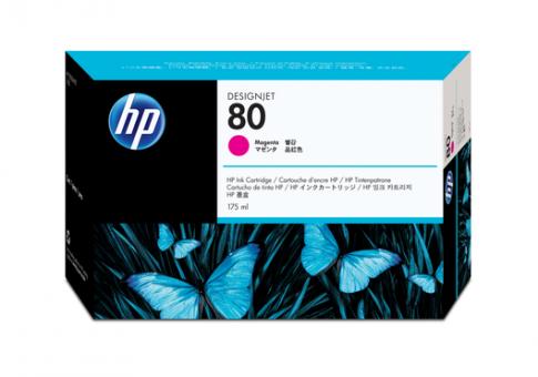 HP 80 Tinte magenta 175ml