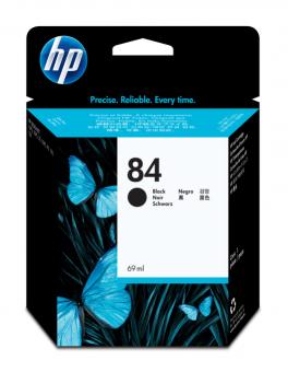 HP 84 Tinte schwarz