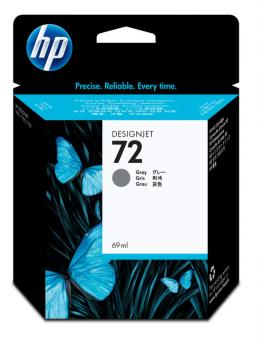 HP 72 Tinte grau Vivera 69ml