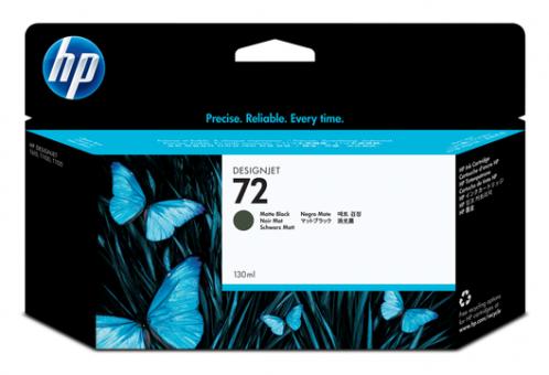 HP 72 Tinte schwarz matt Vivera 130ml