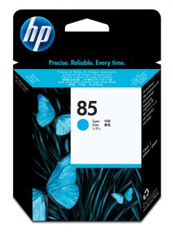 HP 85 Druckkopf cyan