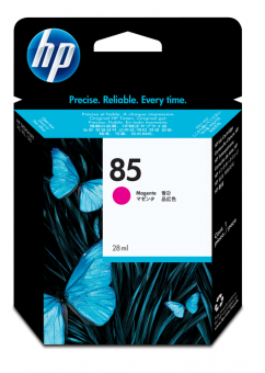 HP 85 Tinte magenta 28ml