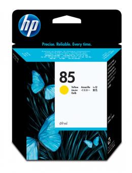 HP 85 Tinte gelb 69ml