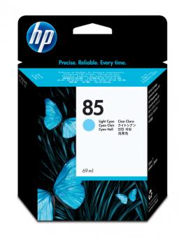 HP 85 Tinte cyan hell 69ml