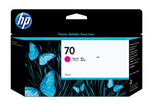 HP 70 Tinte magenta 130 ml Vivera