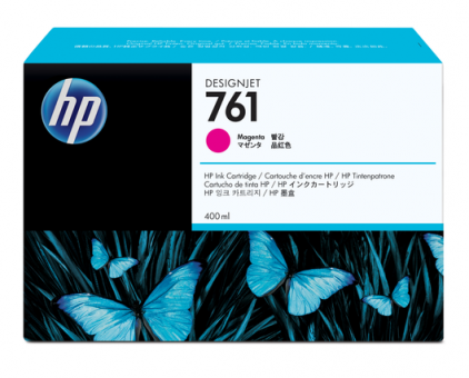 HP 761 Tinte magenta 400ml
