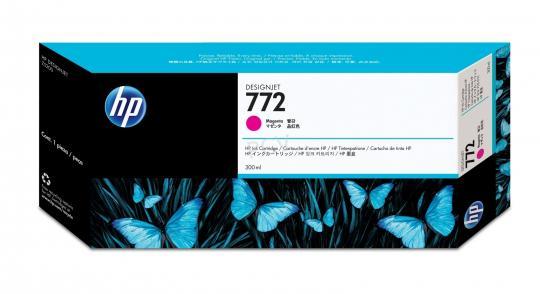 HP 772 Tinte magenta 300ml