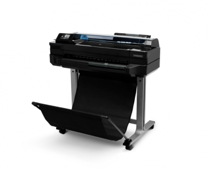 HP DesignJet T520, max Druckbreite 61cm