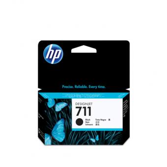 HP 711 Tinte schwarz 38 ml