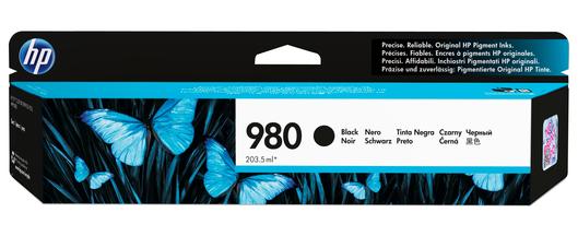 HP 980 Tinte schwarz