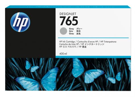 HP 765 400 ml Tintenpatrone grau