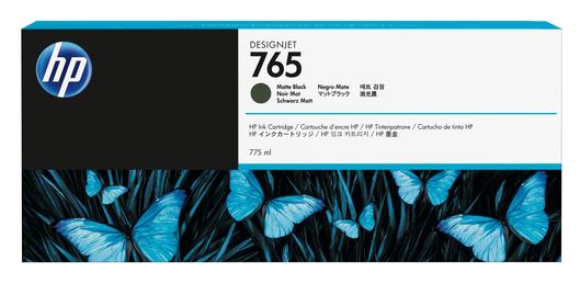 HP 765 775ml Tintenpatrone mattschwarz