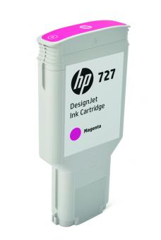 HP 727 Tinte magenta 300ml
