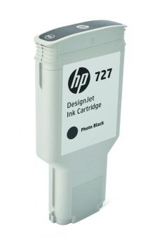 HP 727 Tinte fotoschwarz 300ml
