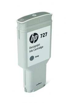 HP 727 Tinte grau 300ml