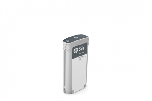 HP 745 Tinte mattschwarz 130 ml