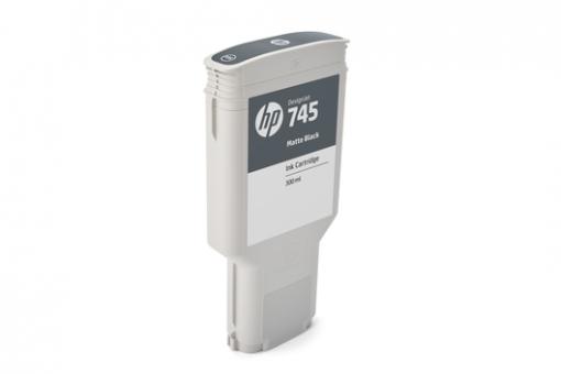 HP 745 Tinte mattschwarz 300ml