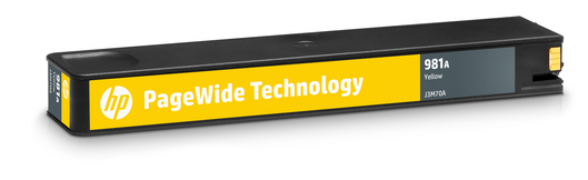 HP 981A gelb PageWidePatrone