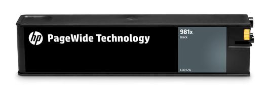 HP 981X schwarz PageWidePatrone
