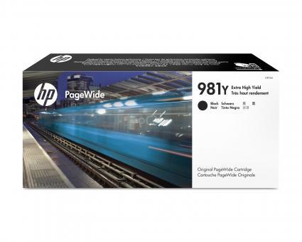 HP 981Y schwarz PageWidePatrone